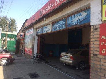 Продаю СТО по Алматинс-Фрунзе в Бишкек