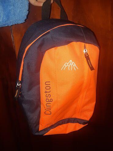 Рюкзаки - Азербайджан: Original Clingston çanta ✅ Unisex model✅ Bir dəfə işlənib ✅ 25 azn✅