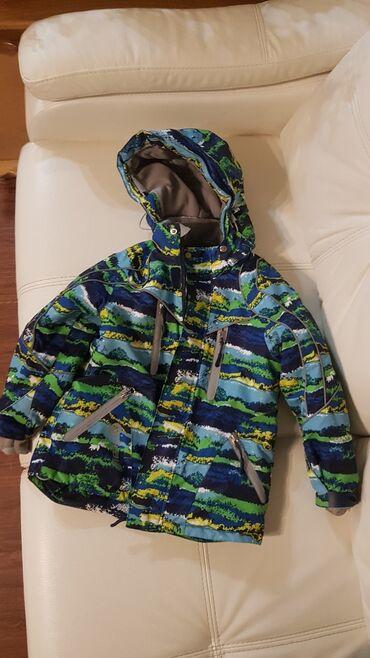 детская качественная одежда в Кыргызстан: Куртка детская At Play. Оригинал!!! Покупали в Москве. На 5-6 лет