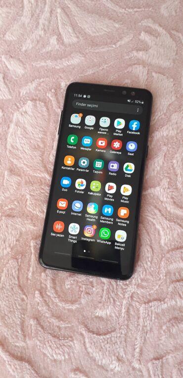 Samsung в Хачмаз: Samsung Gakaxy A8. 4 ram 64 yaddaş . Amoled ekran. Telefon təzə kimidi