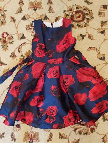 Детское платье  8-10 лет  Состояние идеальное