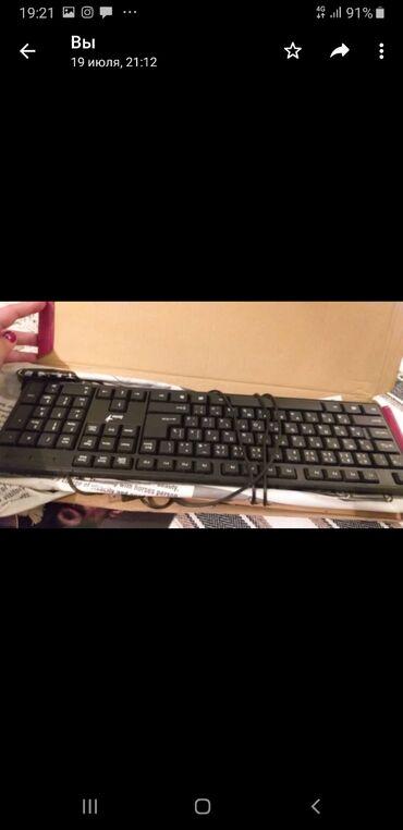Клавиатуры - Кыргызстан: Новая клавиатура, 500 с