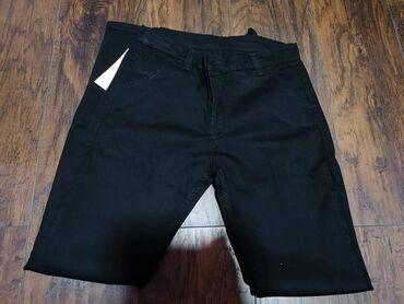 Zenske pantalo - Srbija: Snizena cena 1550 din Zenske pantalone farmerice, crne sa
