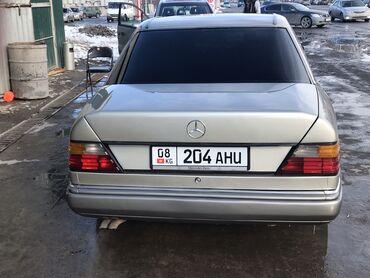 mercedes w124 e500 купить в россии в Кыргызстан: Mercedes-Benz W124 2.3 л. 1990 | 180 км