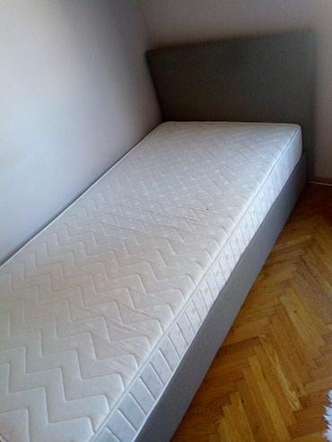 Kreveti | Srbija: Krevet samac.DIMENZIJE: 110x210cm (krevet sa dušekom)BOJA