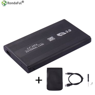 Bakı şəhərində HDD və SSD üçün boks  USB 3.0  Teze, upakovkada.Demir korpus, elave