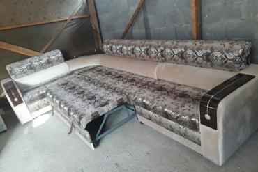 Новый... мягкий мебель доставка по городу бесплатно в Бишкек