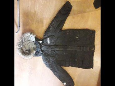 Decija jakna sa krznom vel. 7   /  122 - Prokuplje