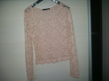 Tally Weijl crop top (novo) stanje bezprekorno, vel 34 in Novi Sad