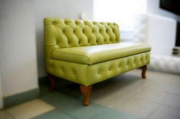 Ремонт и изготовление мягкой мебели в Bakı