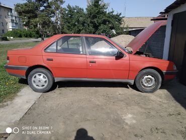 Peugeot - Кыргызстан: Peugeot 405 1.9 л. 1988