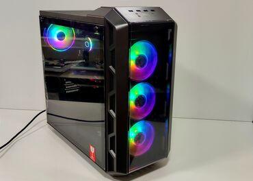 538 объявлений | ЭЛЕКТРОНИКА: Мощный брендовый игровой системный блок от CoolerMaster H500 ARGB для