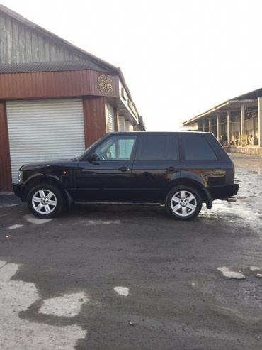 Land Rover в Бишкек