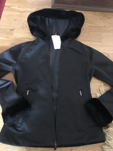 Куртка теплая оригинал адидас!!! есть в Бишкек