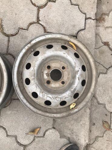 r14 диски 4 в Кыргызстан: Продаю диски r14  На нексию разболтовка 4: сом за диск