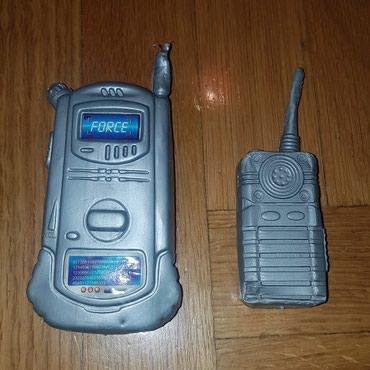 Mobilni telefon 2 kom - za bebe i malu decu - Belgrade