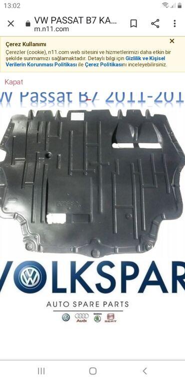 volkswagen passat 1 4 в Азербайджан: Passat b5/b7 mator qoruyucusu metal