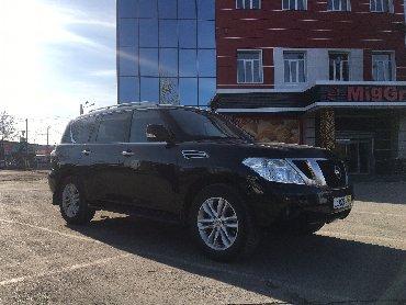 черный nissan в Кыргызстан: Nissan QX 2011