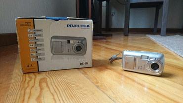 фотоаппарат praktica в Кыргызстан: Praktica DC 60 цифровой фотоаппарат в оригинале в продаже недорого  За