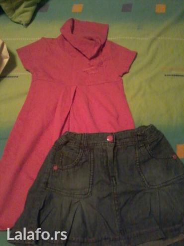 Haljina pamucna moze da se nosi i kao tunika. i teksas suknja. C$A vel - Belgrade