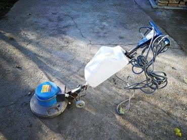 Polirka za parketare ili četkara za pranje tepiha marke columbus uz - Novi Banovci