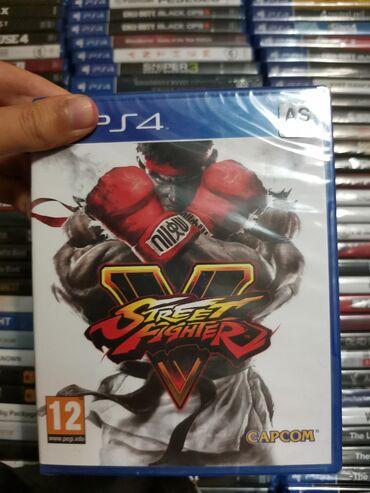 PS4 (Sony Playstation 4) - Azərbaycan: Yenidir tam Bağlı salafanda orginal. Satışda bütün oyunlar və