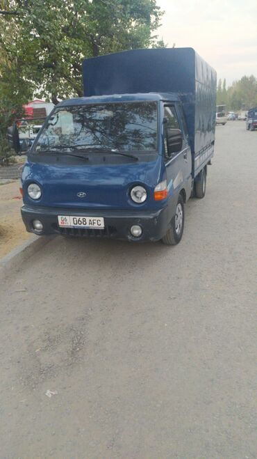 Hyundai Портер 2.5 л. 2004 | 173000 км