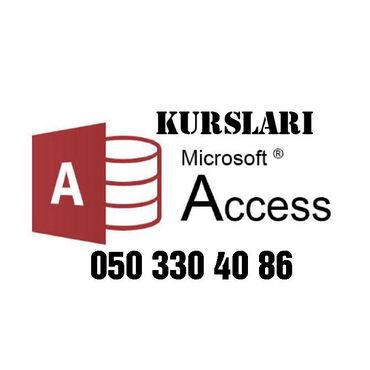 excel proqrami - Azərbaycan: Access Access proqramı kursu 80 azn #access kursu,  #acces kurslari
