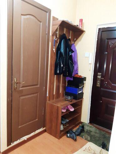 Продажа квартир - Лоджия застеклена - Бишкек: 105 серия, 3 комнаты, 61 кв. м Неугловая квартира
