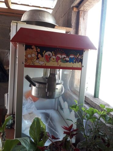Услуги - Каинды: Попкорн апарат состояние хорошая почти новая