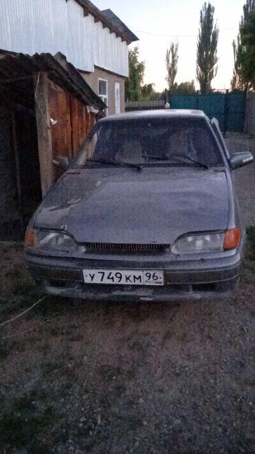 Транспорт - Тюп: ВАЗ (ЛАДА) 2115 Samara 1.5 л. 2001