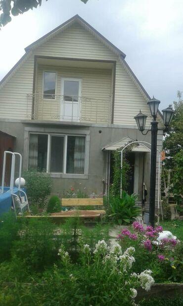 Недвижимость - Таш-Мойнок: 70 кв. м 4 комнаты, Гараж, Утепленный, Бронированные двери
