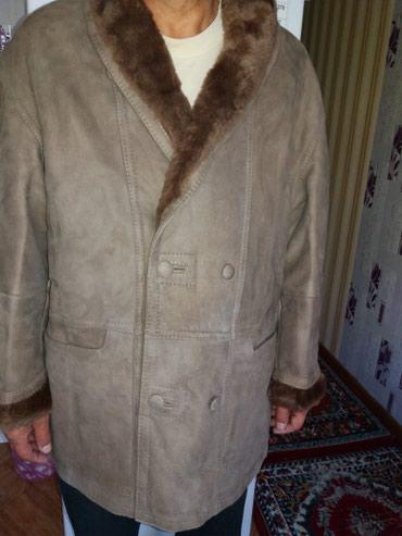 Новаая дубленка Турция. Размер 52 прошу 25000 сом в Бишкек