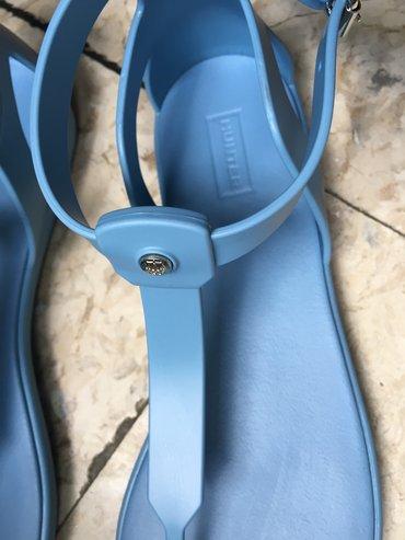 Hunter sandale japanke nove potpuno. Broj 39. Guma. Plaćene oko 12 - Uzice