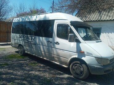 Mercedes-Benz Sprinter 2.2 л. 2004 | 22222222 км