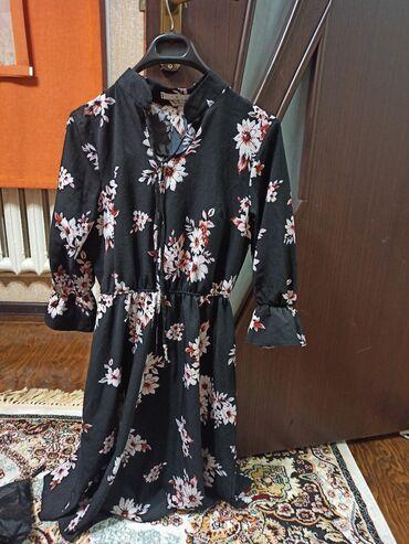 tunik s rukavami в Кыргызстан: Продаю платье за 1000 сом,размер S
