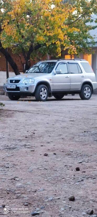 авто в рассрочку в джалал абаде in Кыргызстан | TOYOTA: Honda CR-V 2 л. 2001