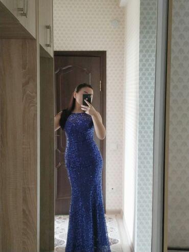 вечерние платья со шлейфом в Кыргызстан: Продаю очень красивое платье, в отличном состоянии, носила 2 раза. Бл
