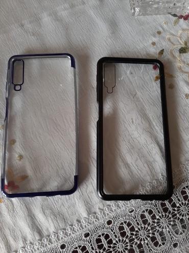 Чехлы в Гянджа: Kaburo Case Samsung Galaxy A7 2018 maqnit kaburolarDəmirdən maqnit və