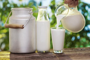 Молочные продукты и яйца - Кыргызстан: Домашнее молоко с доставкой на дом.не дальше аламединского базара