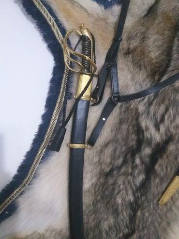 Искусство и коллекционирование - Бишкек: Продаю сувенирные сабли,котики,ножи производство Россия