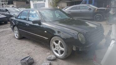 Mercedes-Benz E 430 4.3 л. 1998
