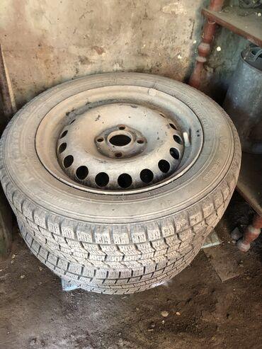 Продаю колёса пара вместе с резиной размер 14