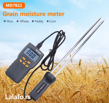 Digitalni vlagomer za žitarice md7822 je profesionalni uređaj za - Krusevac
