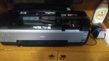 Epson1410, безотказный принтер, печать А3, конверты, диски, и многое д