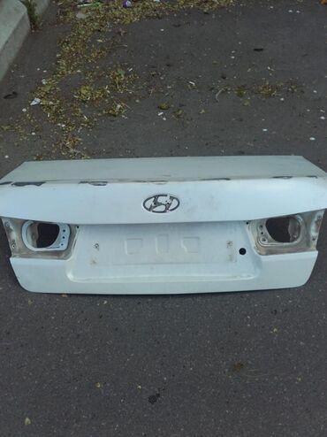 Ehtiyat hissələri və aksesuarlar Sumqayıtda: Hyundai Sonata 2008 baqaj satilir masinin ustunnen cixib orginaldi