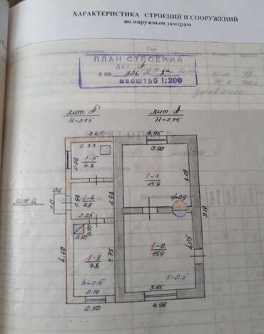 сколько стоит провести газ в дом бишкек в Кыргызстан: Продам Дом 45 кв. м, 3 комнаты