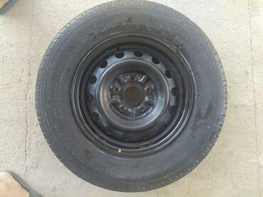 Продам диски14размера(2шт) шину 1шт