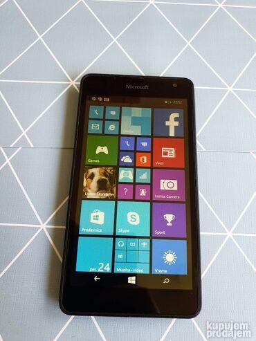 Lumia 735 - Srbija: Microsoft lumia 535(Korišćeno)30,00€ - Fiksno(Zamena moguća)Prodajem