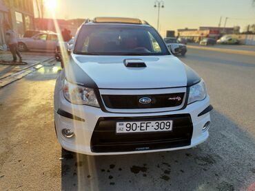 Subaru Azərbaycanda: Subaru Forester 2 l. 2008   258000 km